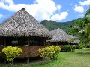 Photo - Moorea, Pension Fare Miti