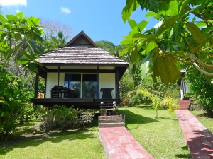 Photo - Tahaa, Pension Hibiscus