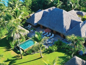 BOB Four Seasons 3-BR Otemanu Villa